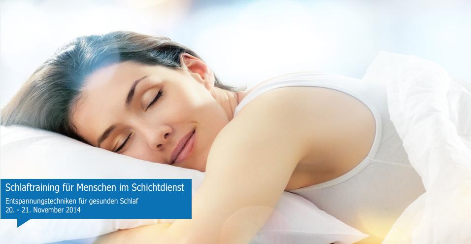 20.11.14 - Schlaftraining